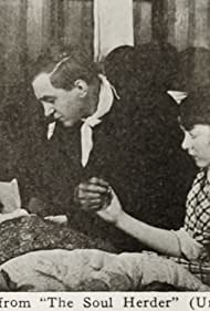 Harry Carey, Elizabeth Janes, and Fritzi Ridgeway in The Soul Herder (1917)