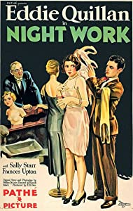 Movies torrent free download sites Night Work USA [640x360]