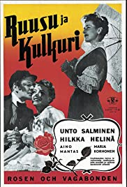Ruusu ja kulkuri Poster
