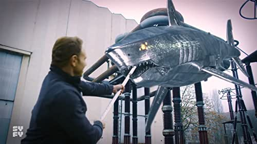 It's the end of an era! The Last Sharknado: It's About Time premieres Sunday, August 19 at 8/7c