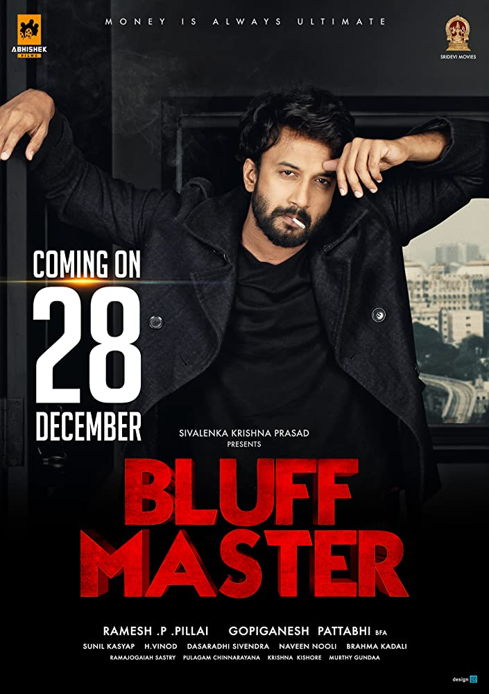 Bluff Master 2020 Hindi Dubbed 720p HDRip 1.4GB Download