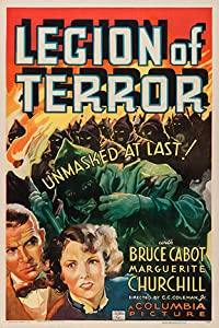 Watch free french movies Legion of Terror by Benjamin Stoloff [480x320]