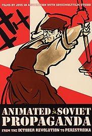 Animated Soviet Propaganda Poster
