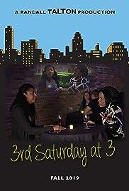 3rd Saturday at 3 Poster