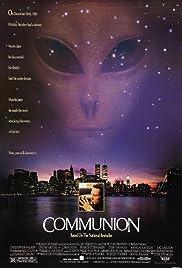 Communion(1989) Poster - Movie Forum, Cast, Reviews
