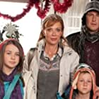 Lauren Holly, Rick Roberts, Torri Webster, and Azer Greco in The Town Christmas Forgot (2010)