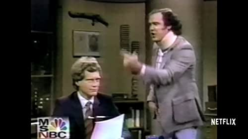 A behind-the-scenes look at how Jim Carrey adopted the persona of idiosyncratic comedian Andy Kaufman on the set of 'Man on the Moon.'