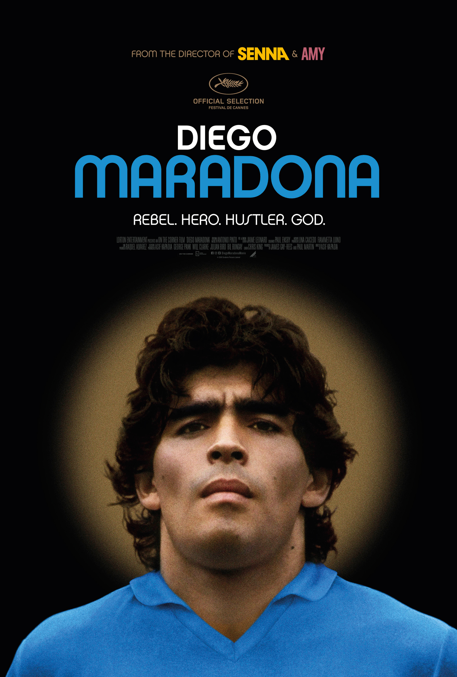 Image result for diego maradona poster documentary