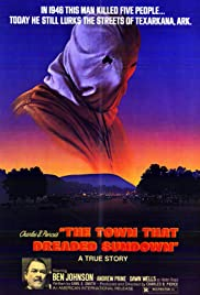 The Town That Dreaded Sundown (1976) Poster - Movie Forum, Cast, Reviews