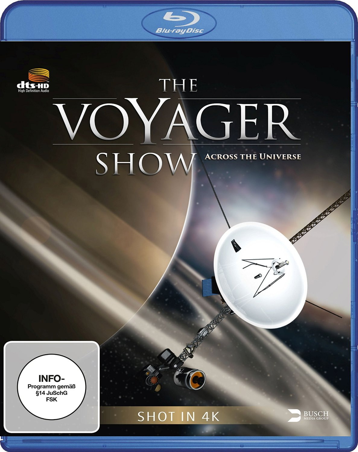 Across the Universe: The Voyager Show (2011)