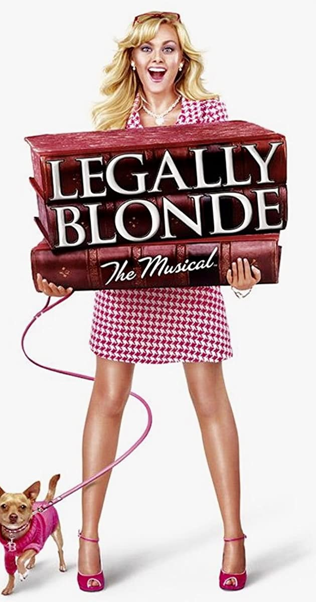 Legally Blonde The Musical Tv Movie 2007 Imdb