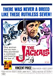 The Jackals (1967) Poster - Movie Forum, Cast, Reviews