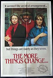 The More Things Change... Poster
