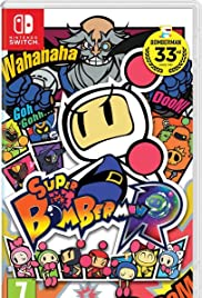 Super Bomberman R Poster
