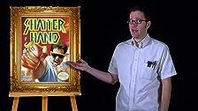 Bad Game Cover Art: Shatterhand