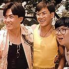 Shek Yin Lau, Dickson Ga-Sing Lee, and Kwan-Chi Cheng in Jian yu bu she fang (1990)