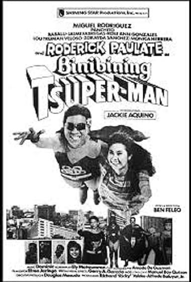 Watch Binibining Tsuper-Man (1987)