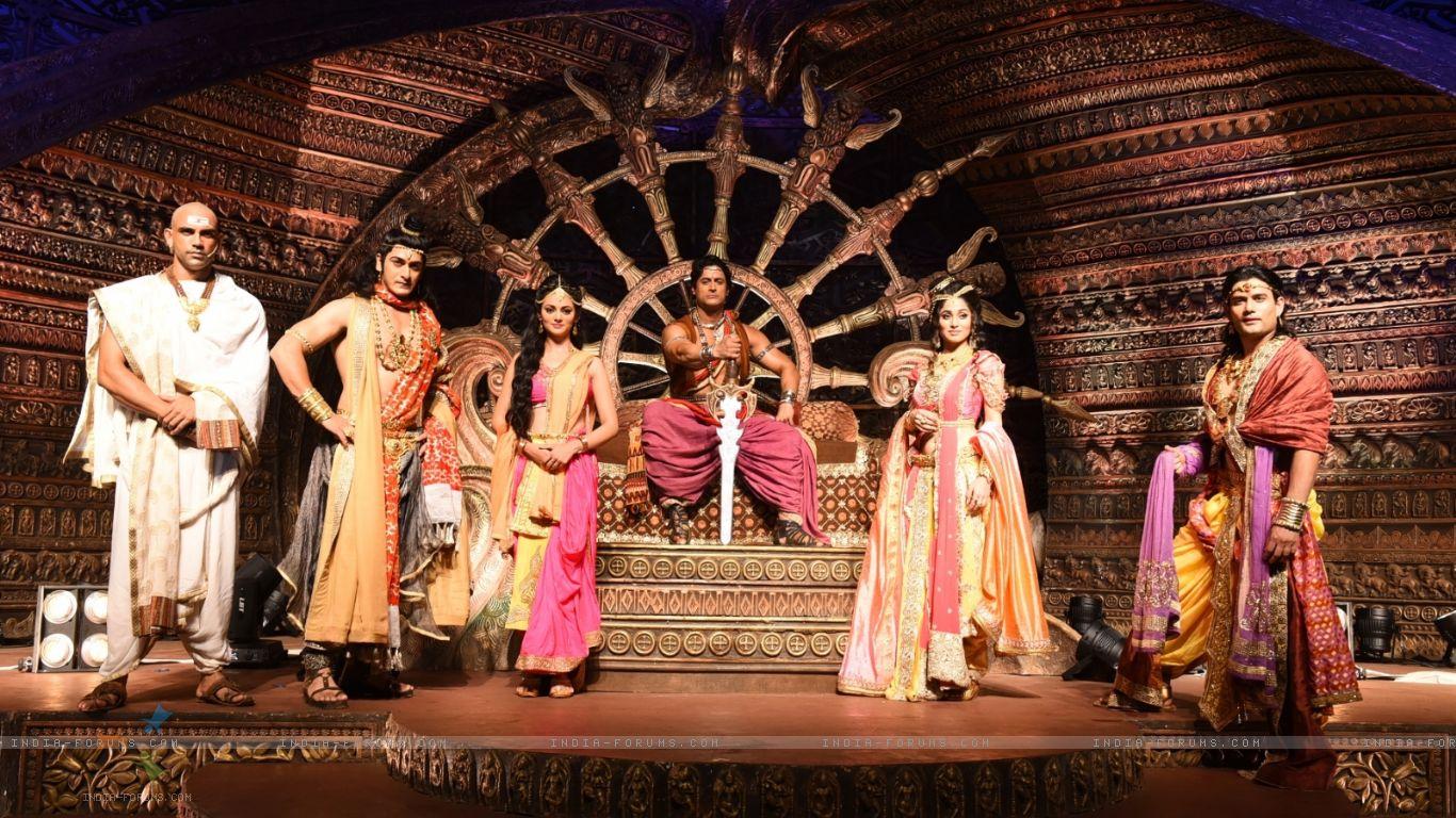 Chakravartin Ashoka Samrat (TV Series 2015–2016) - Photo