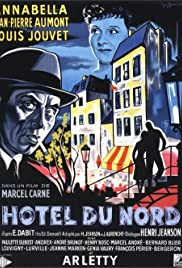 Hotel du Nord Poster