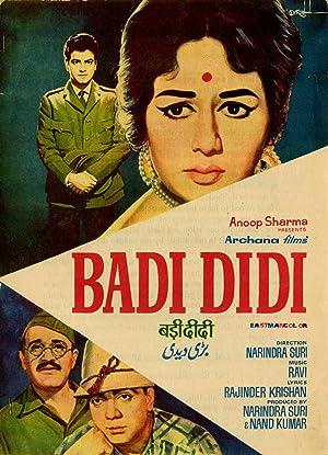 Badi Didi movie, song and  lyrics
