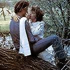Ted Danson and Margot Kidder in Little Treasure (1985)