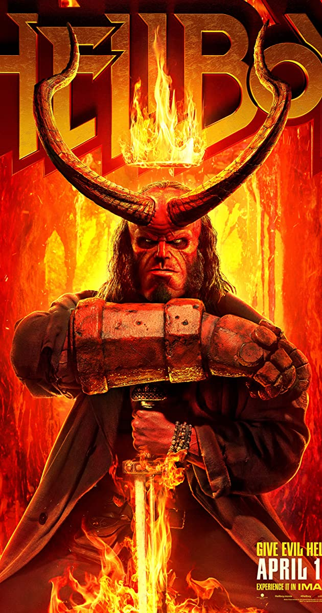 [WWW.BLUDV.TV] Hellboy 2019 (720p - BluRay) Acesse o ORIGINAL WWW.BLUDV.TV