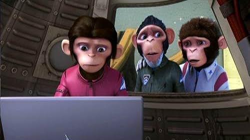 Trailer for Space Chimps 2: Zartog Strikes Back