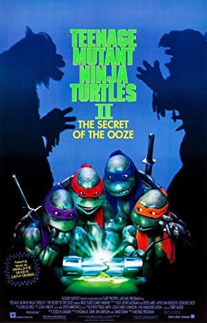 Teenage Mutant Ninja Turtles II: The Secret of the Ooze Poster Image