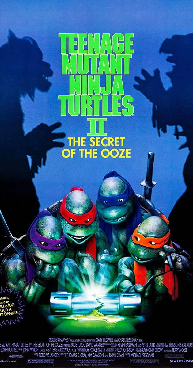 Teenage Mutant Ninja Turtles Ii The Secret Of The Ooze 1991 Imdb