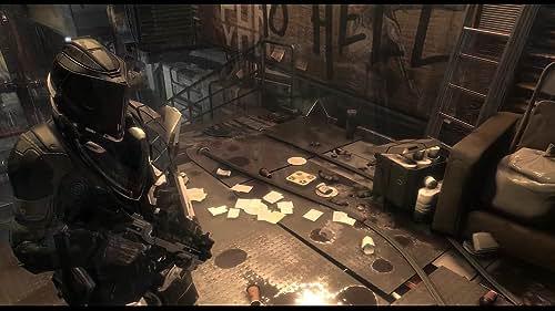 Deus Ex: Mankind Divided: Announce Trailer