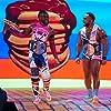 Kofi Kingston and Ettore Ewen in WWE Survivor Series (2019)