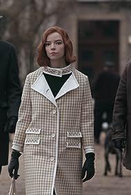 John Schwab and Anya Taylor-Joy in The Queen's Gambit (2020)