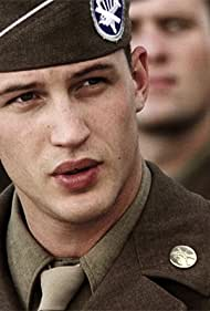 Tom Hardy in Band of Brothers (2001)
