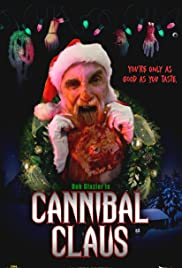 Cannibal Claus Poster