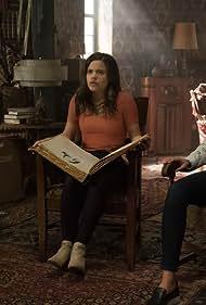 Melonie Diaz, Madeleine Mantock, and Sarah Jeffery in Charmed (2018)