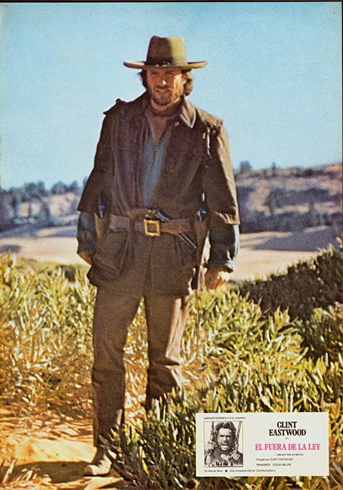 The Outlaw Josey Wales (1976) a3e90966346