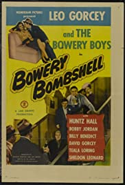 Bowery Bombshell Poster