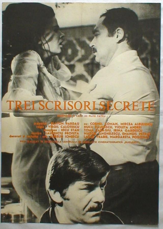 Trei scrisori secrete (1974)