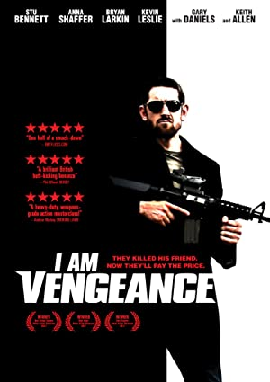 I Am Vengeance (2018)  Watch Online