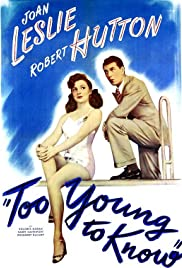 Too Young to Know Poster