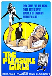 The Pleasure Girls (1965) Poster - Movie Forum, Cast, Reviews