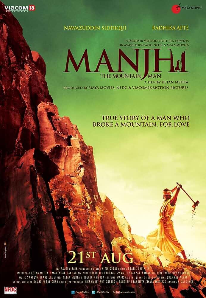 Manjhi: The Mountain Man (2015) centmovies.xyz