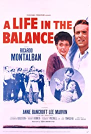 A Life in the Balance(1955) Poster - Movie Forum, Cast, Reviews