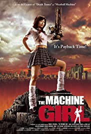 The Machine Girl Poster