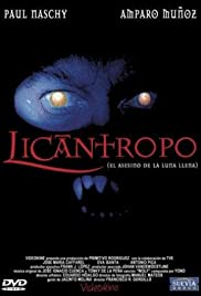Lycantropus: The Moonlight Murders Poster