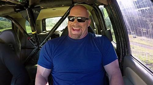 Straight Up Steve Austin: Trace Adkins In Steve's Huge Truck