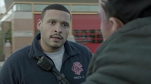 Chicago Fire: Joe Cruz Argues