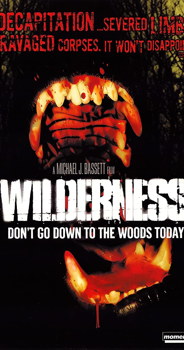 Subtitle of Wilderness