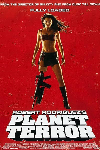 Planet Terror 2007 Bluray 480p 720p 1080p