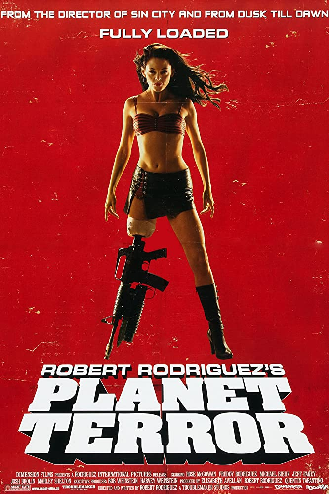 Rose McGowan in Planet Terror (2007)